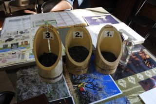 竹炭の種類